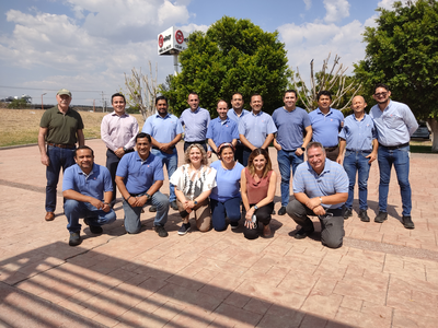 Visita a la planta de Elay México de Consejeros del Corporativo